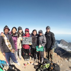 Mt. Rinjani Trek